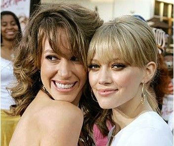 Hilary ve Haylie Duff
